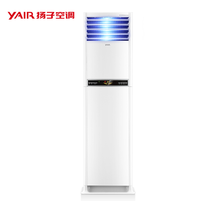 扬子(YAIR) 小2匹 定频 自动清洗 立体送风 冷暖 柜机空调 KFRd-46LW/54DF1-E3