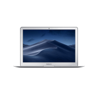 Apple MacBook Air 13.3英寸笔记本电脑(1.8GHz 双核 Intel Core i5 8G 256GB MQD42CH/A)银色