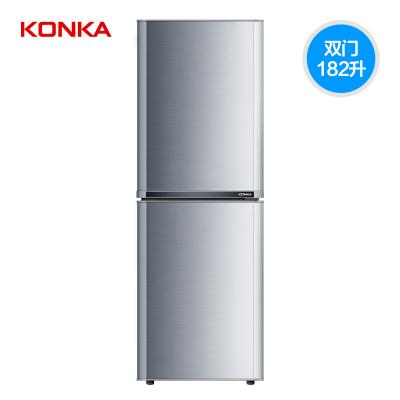 KONKA 康佳 BCD-182TA 182升 双门冰箱