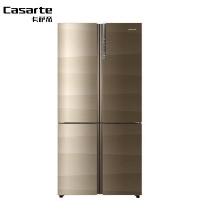 卡萨帝(Casarte)BCD-621WDCAU1 621升风冷无霜 多门冰箱 干湿分储 涡流动态杀菌家用电冰箱