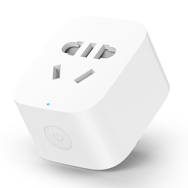 米家(MIJIA)小米米家 智能插座 WiFi版 手机远程遥控 小爱同学语音控制 智能家居插座
