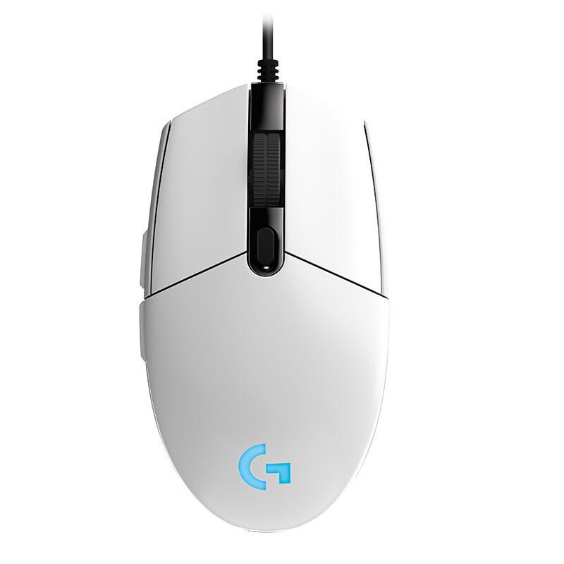 板载内存可编程!Logitech罗技 G102 Prodigy有线电竞游戏鼠标