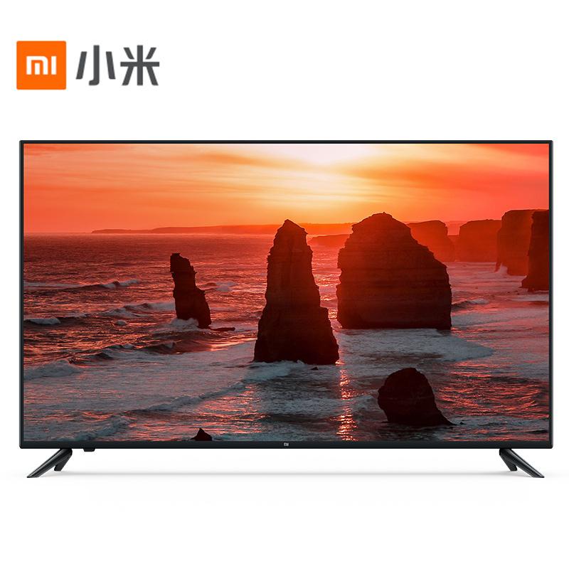 小米(MI)电视4C 50英寸 4K超高清HDR 蓝牙语音遥控 人工智能语音 液晶平板电视