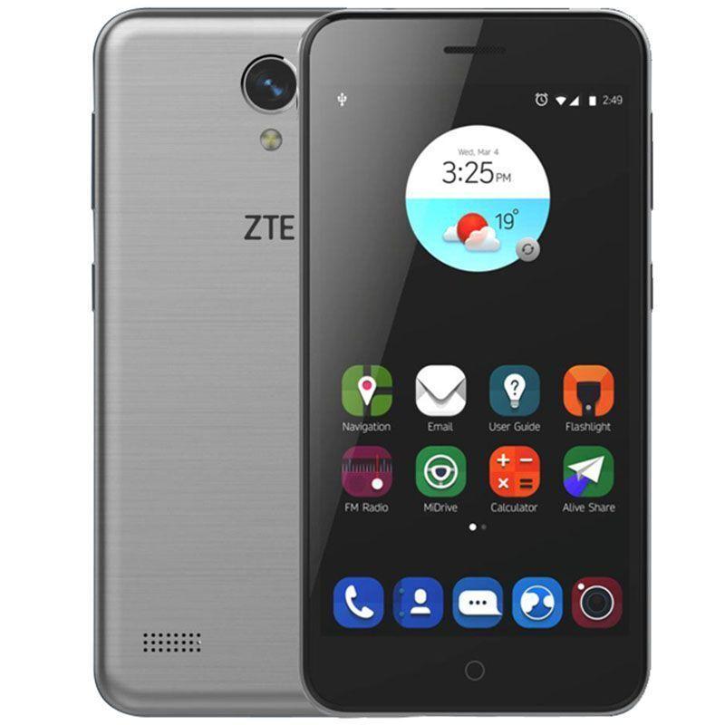 天语手机报价_中兴(ZTE)手机BA520 【送指环支架】ZTE/中兴 BA520 A520 玄武灰 2G+16G ...