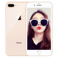 【二手8成新】苹果iPhone 8 Plus全网通 金色 64 G 国行 商品IMEI后四位:5425