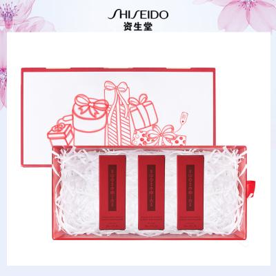 20日10点: SHISEIDO 资生堂 红色蜜露精华化妆水 8ml*3 59元